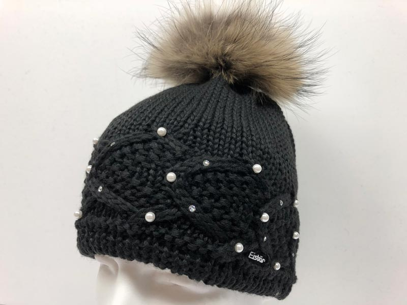 de5a8425c01 Serafina Fur Crystal Black Hat 80069-009. Was  169.99 now  84.99